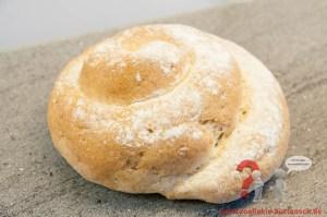 Toskanisches Weißbrot - Glutenfrei