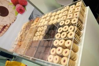 Eine Firma aus Slovenien hat viele leckere Kekse die aber noch nicht in Deutschland verfügbar sind