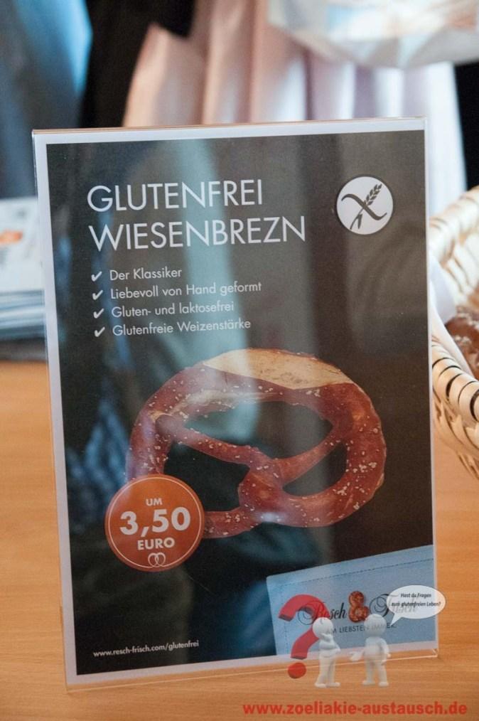 Glutenfreie Wiesenbrezn