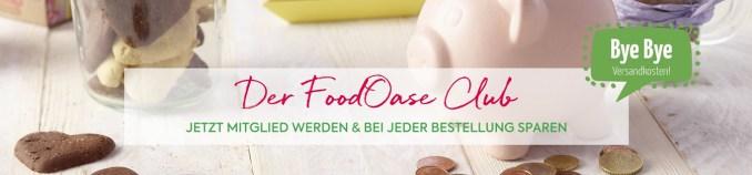 FoodOase Kundenclub