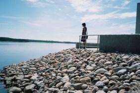 Hägernäs strand Täby