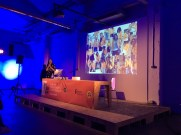 Laura Costa with Lorem Ipsum collection - Consumers&Zombies