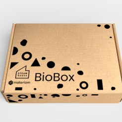 BioBox STEAMhouse X Materiom Packaging