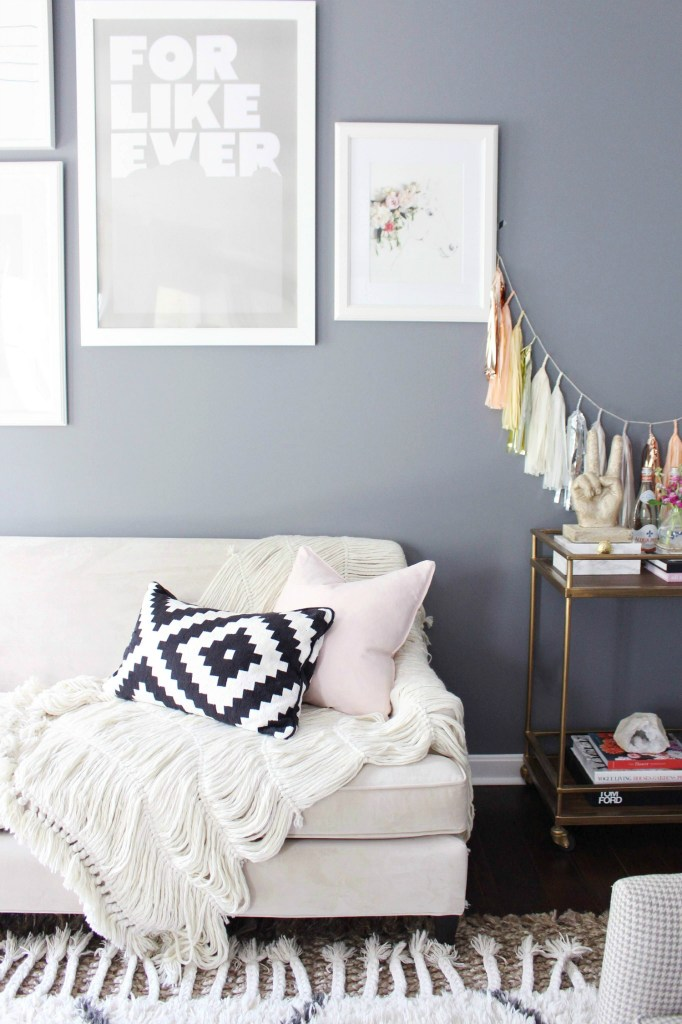 Gallery Wall Living Room Home Decor - zoewithlove.me