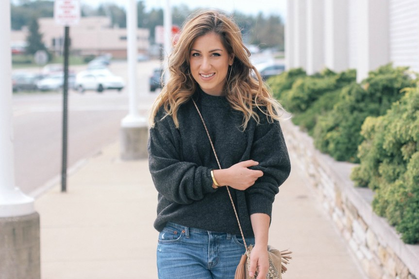 My 5 Favorite Must Have Sweater Styles to Get You Through this Season