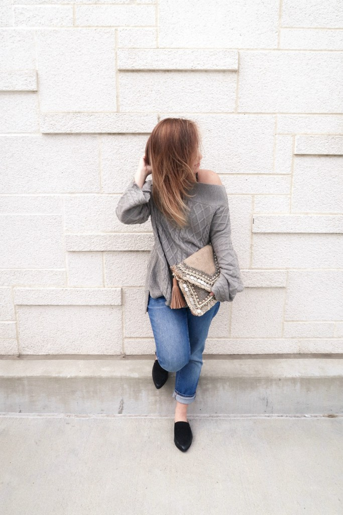 5 must have sweater styles: wide sleeve sweater