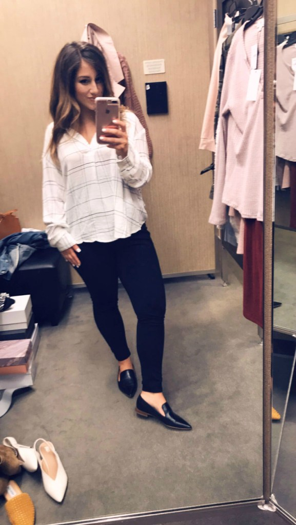 55cb1f510601d0 Nordstrom Anniversary Sale 2018 Try-Ons with Maternity Friendly Picks
