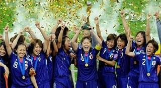 Khawvel a hmeichhe football thiamber ram JAPAN
