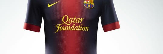 buy popular c5034 2761c Barcelona: 2012/13 ah jersey thar 'danglam' – ZoFooty