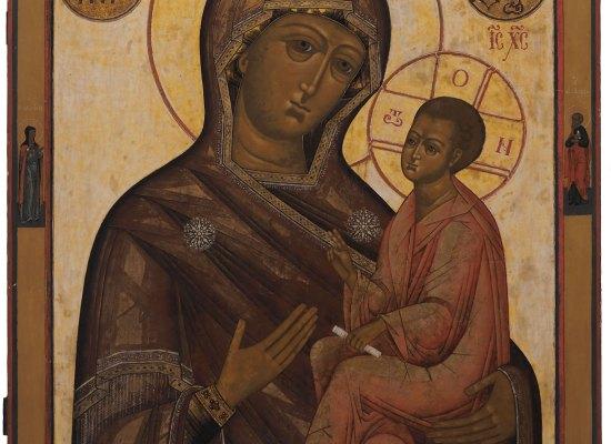 L'arte delle Icone Sacre