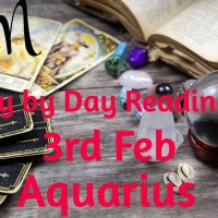 Aquarius breakup!? 3rd Feb 2020
