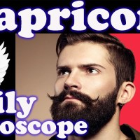 Capricorn THURSDAY 30 January 2020 TODAY Daily Horoscope  Capricorn 2020 30th Jan Weekly