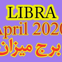 #LIBRA APRIL 2020 HOROSCOPE IN URDU/HINDI