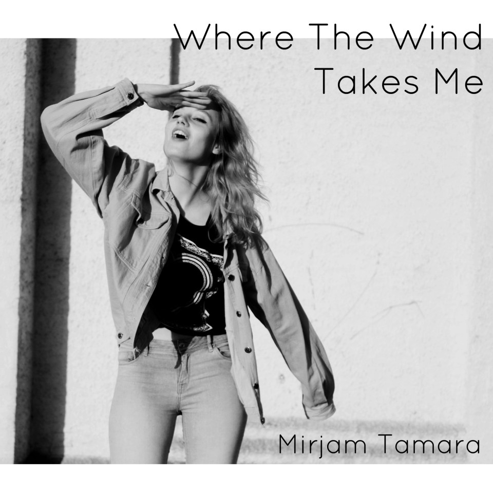 Where The Wind Takes Me - Mirjam Brinkman