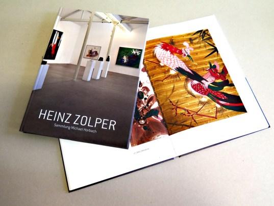 Zolper, Heinz. Sammlung Michael Horbach, Katalogbuch 2020