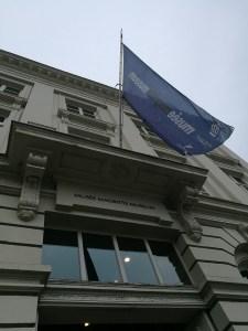 Façade Musée Magritte Bruxelles