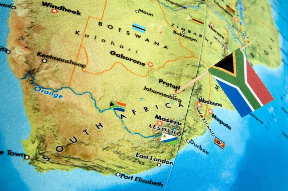 Naar Zuid-Afrika!