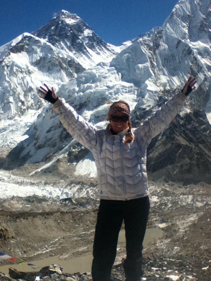 Rachel -- Everest