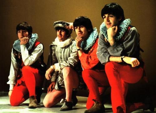 Shakespeare Beatles