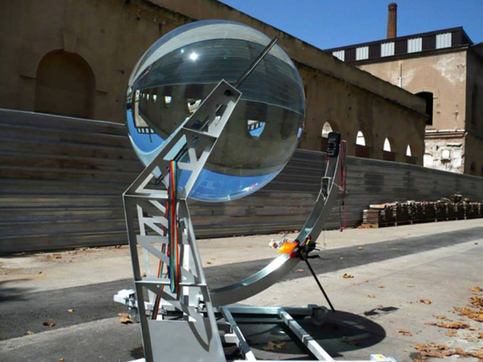 AUGUST 2015   Solar Generator -- Just getting our Collections into some kind of order on eBay at circleofcreations -- whoo hoo!
