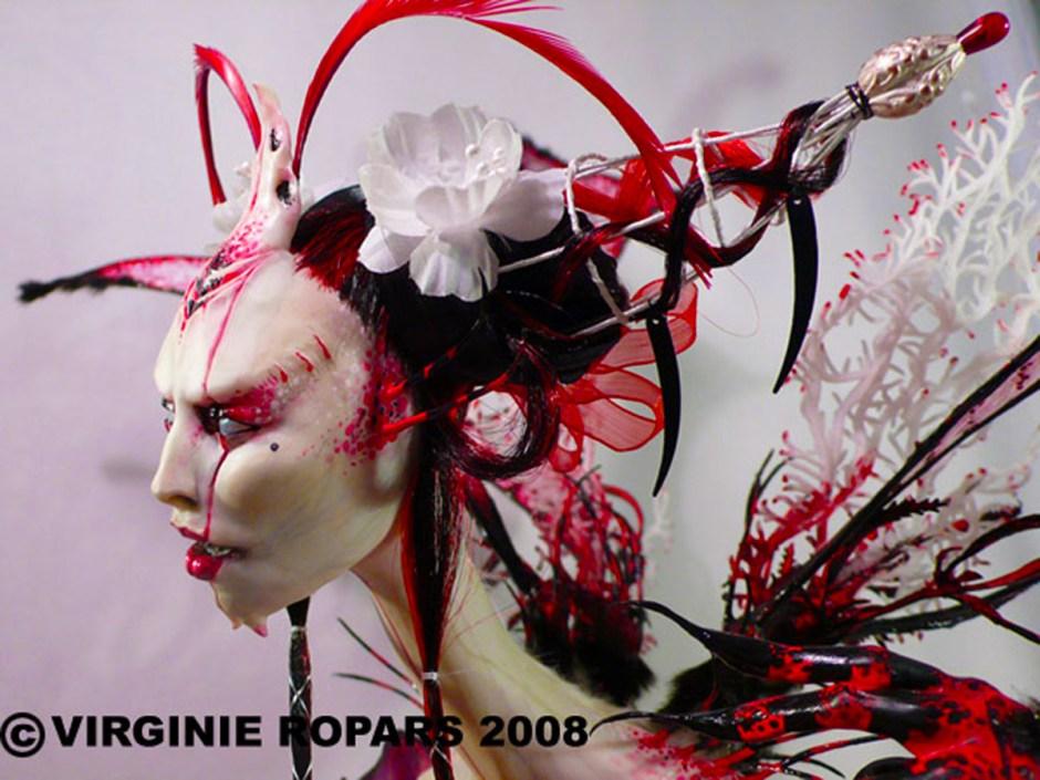OCTOBER 2014   Virginie Ropars -- Dollmaker