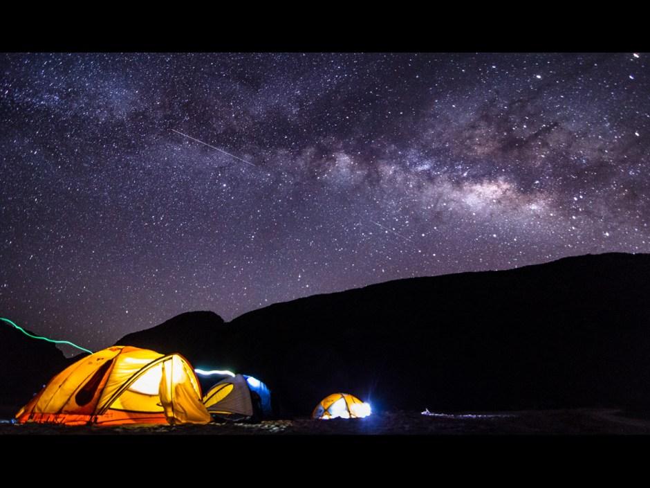 """IAN LANGE - """"Stellar Camping"""""""