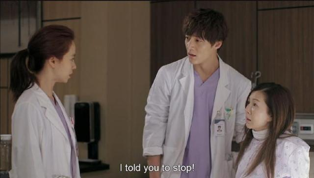Oh Chang Min - I told you to stop