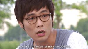 Go Eun Bi has potential