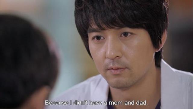 Gook Chun Soo - Because I didn't have a mom and dad