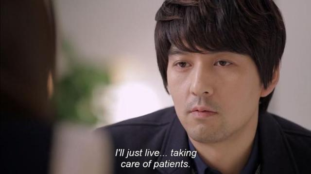 Gook Chun Soo - I'll just live taking care of patients