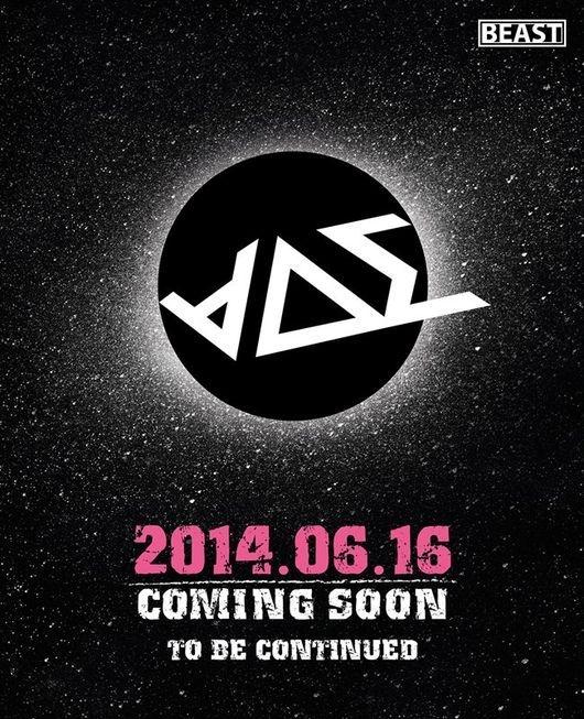 June 2014 comeback poster