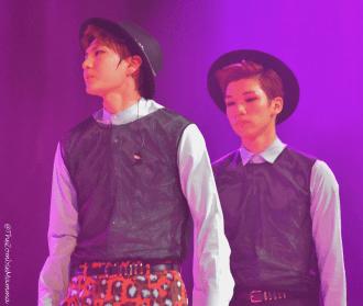 Leo and Hyuk 3