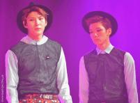 Leo and Hyuk 5