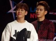 Kyung and BBomb 1