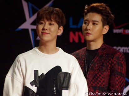 Kyung and BBomb 1
