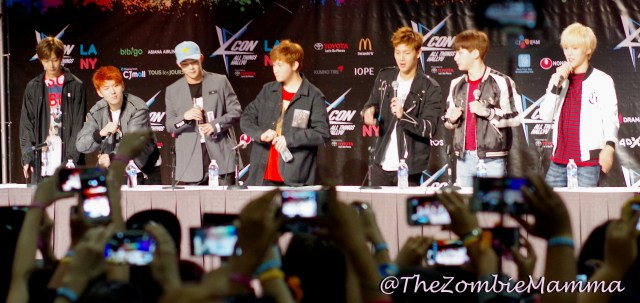 Monsta X fan meet 1