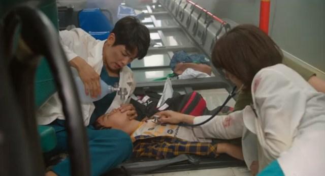 ZOMBIE'S DRAMA REVIEW: Hospital Ship Episodes 13-16 – Zombie