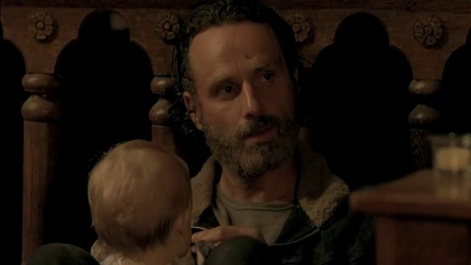 Extended Trailer For Season 5 Of 'The Walking Dead'