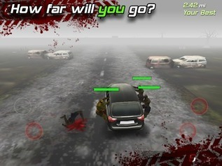 Zombie Highway: Free to Download, New Version, Bugs Fixed!