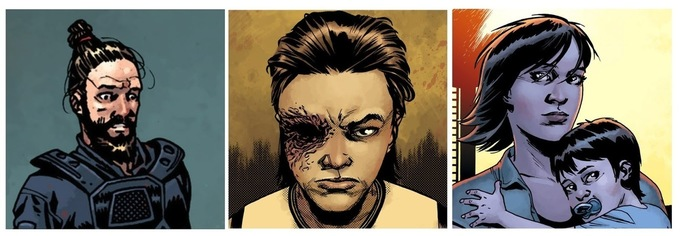 If You Think 'The Walking Dead' Comic is Boring, It's Because You're An Idiot