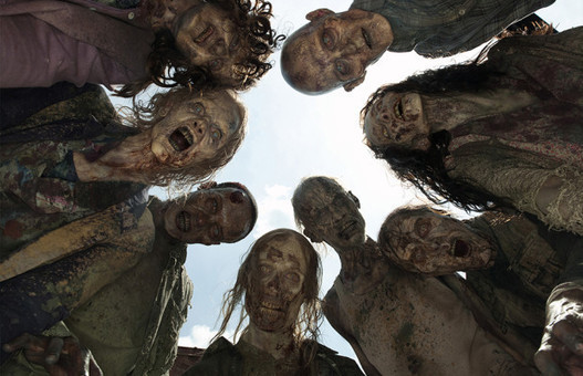 """Pointless, Random Contest: How Long Can You Listen to """"The Walking Dead"""" Theme?"""
