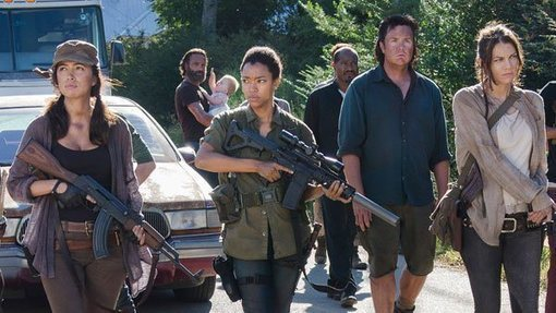 The 'Wolves' Are The New Bad Guys on 'The WalkingDead'