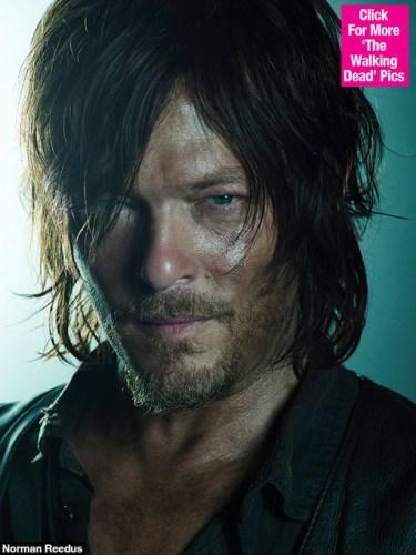 Norman Reedus Leaving 'The Walking Dead'? Dear God, NOOO!