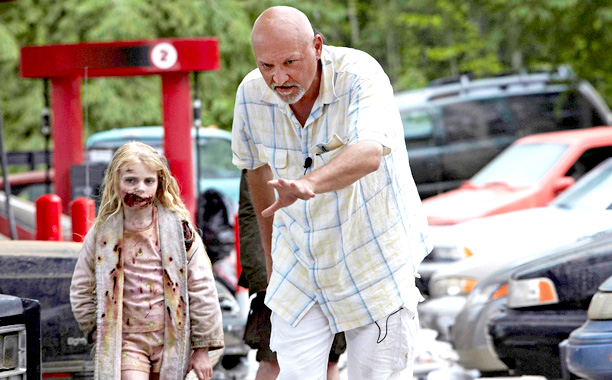 THE WALKING DEAD: Why they canned Darabont
