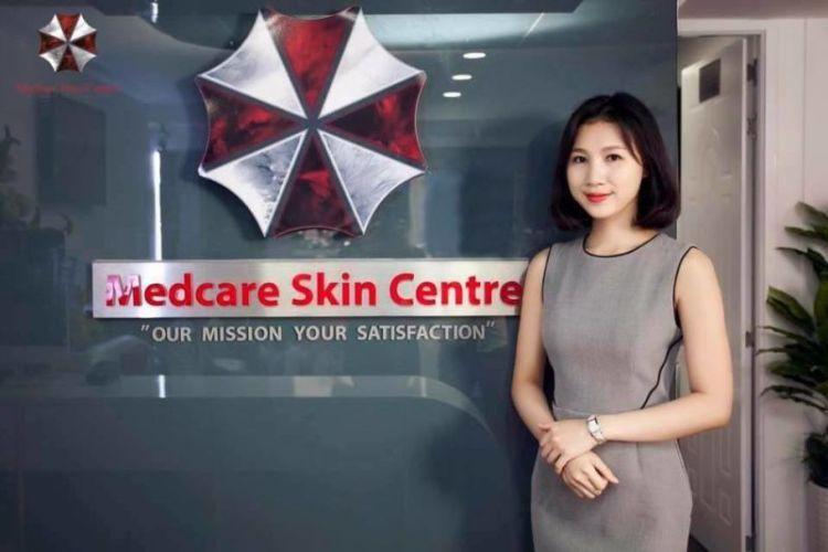 The RESIDENT EVIL Skin Clinic