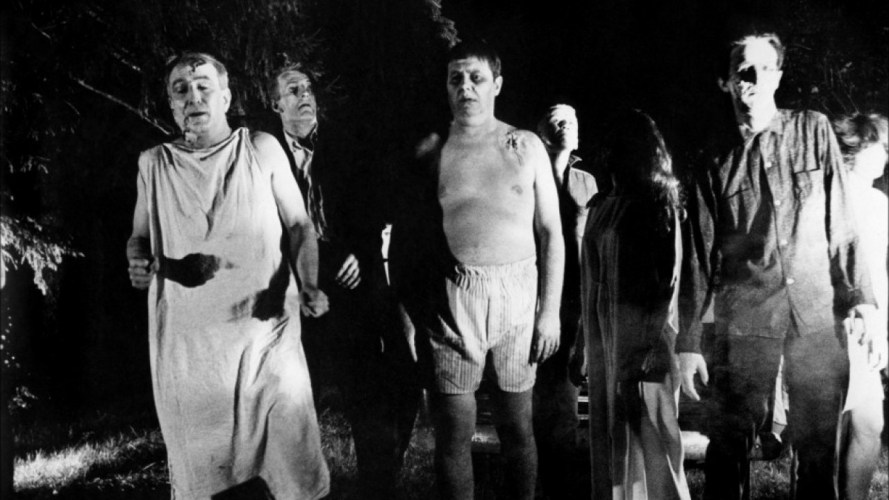 A Prequel to NIGHT OF THE LIVING DEAD?