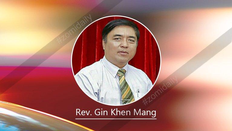 Nungak Siangtho le Pasian Tuuno ~ Rev. Gin Khen Mang
