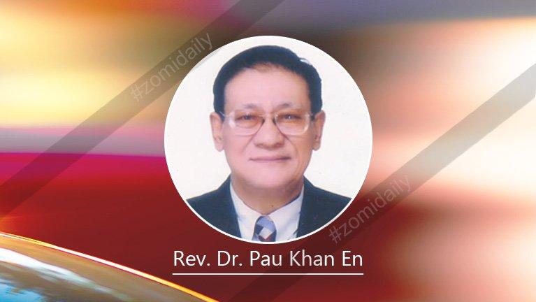 Pasian zat minam ~ Dr. Pau Khan En