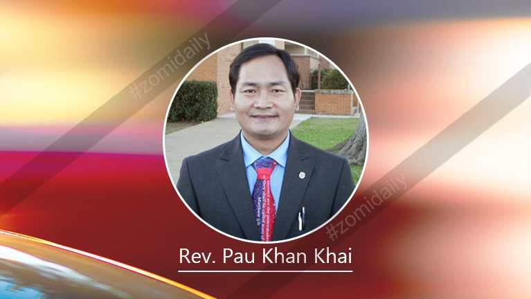 Banghang in Zomi Nam Ni (Zomi National Day) kibawl hiam? ~ Rev. Pau Khan Khai