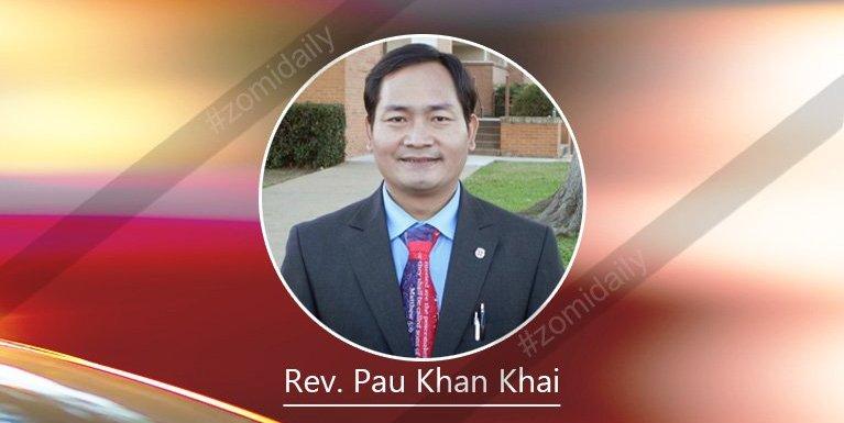 Banghang in Zomi Nam Ni (Zomi National Day) kibawl hiam? ~ Rev. Pau Khan Khai